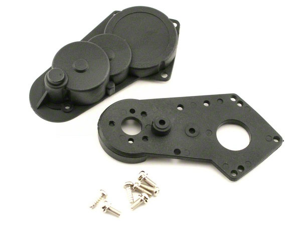 Traxxas EZ Start Gearbox (w/screws) 4575