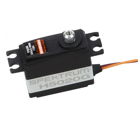 Spektrum H5020G Mini Digital Gyro MG Servo SPMSH5020G