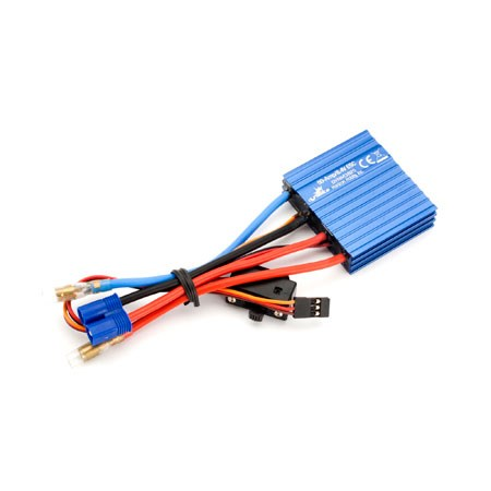 Image Of Dynamite 50amp Brushed ESC for Single Battery