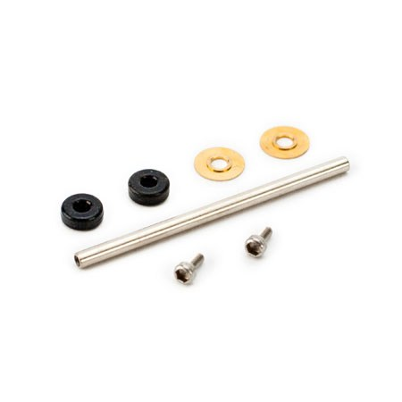 Blade Blade 130X Feathering Spindle with ORings and Bushings BLH3712