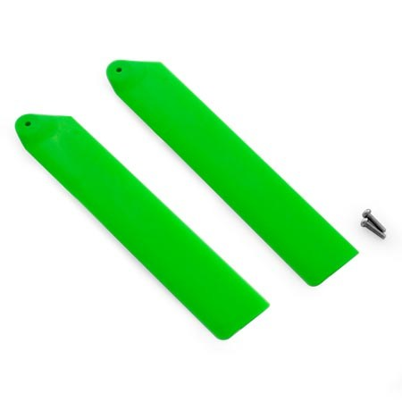 Blade mCPX/mCPX2 Green HiPerformance Main Rotor Blade Set BLH3610GR