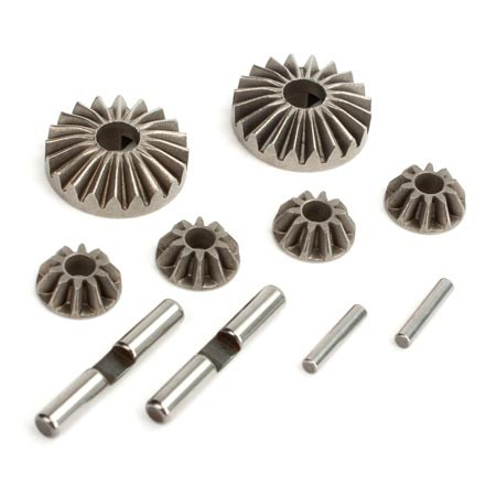 ECX 1/8 Buggy Differential Gear and Shaft Set ECX0857