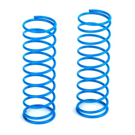ECX 1/8 Buggy Blue Front Shock Spring Set 1.4 Rate (2) ECX0882