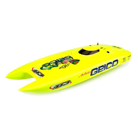 ProBoat Miss Geico 29 Brushless Hull and Canopy PRB4115