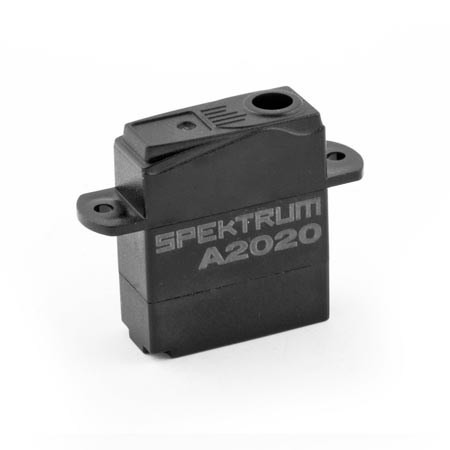 Spektrum A2020 Case Set SPMSP2034