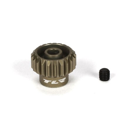 Team Losi Racing Aluminium Pinion Gear 21T 48DP TLR332021