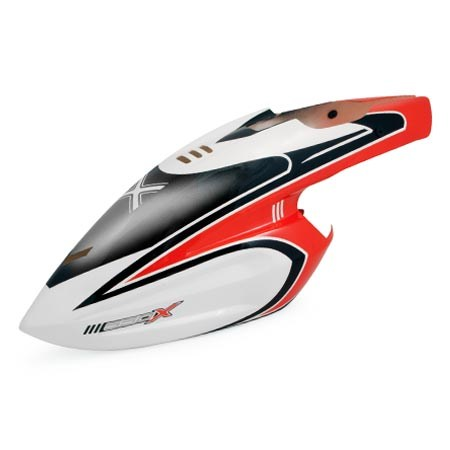 Blade 550X Red Option Canopy BLH5520R
