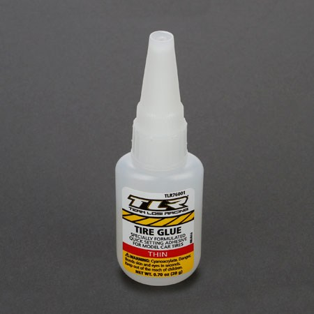 Team Losi Racing Thin Tyre Glue TLR76001