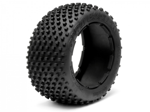 HPI Dirt Buster Block Tyre S Compound (170x80mm/2pcs) 4834