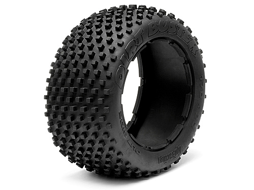 HPI Dirt Buster Block Tire Hd Compound (170x80mm/2pcs) 4835