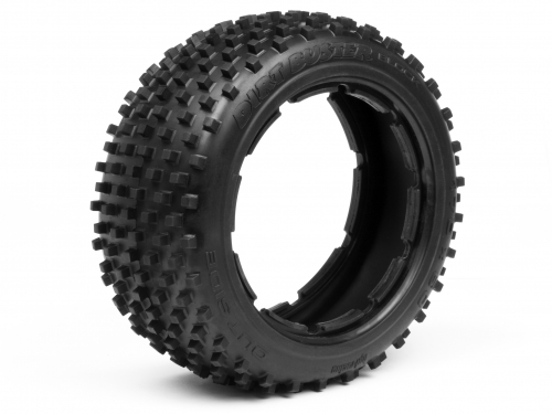 HPI Dirt Buster Block Tire M Compound (170x60mm/2pcs) 4848