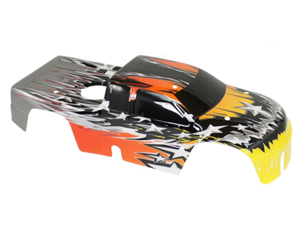 Traxxas Disrupter Bodyshell 4912