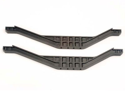 Traxxas Chassis Braces Lower (Black) 4923
