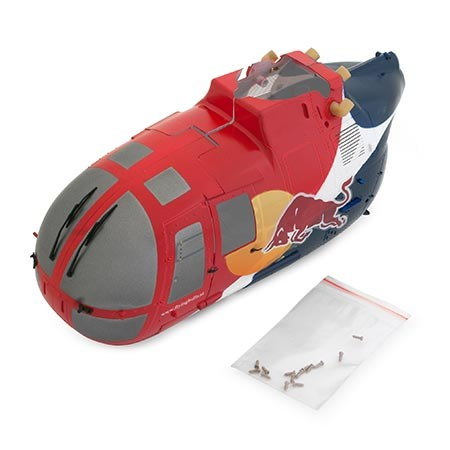 Blade Red Bull BO105 130X Front Fuselage BLH3822