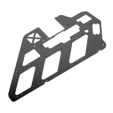 Blade Blade 700X Carbon Fibre Main Frame Left or Right (1) BLH5722