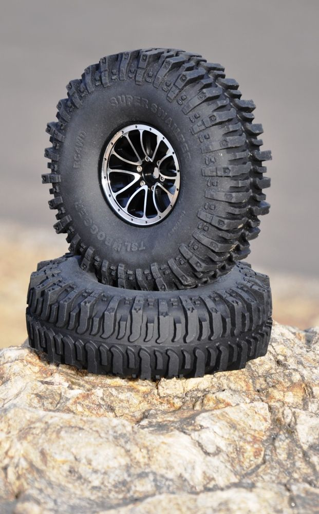 RC4WD ZT0055 Interco Super Swamper 2.2 TSL/Bogger Scale Tire 