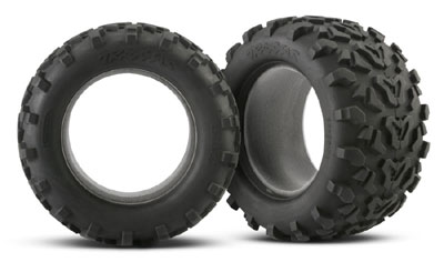 Traxxas 6.3 Inch Maxx Tyres - Fits 3.8 Rims (2) 4973