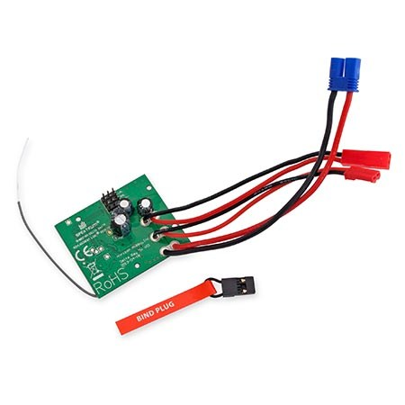 Spektrum Delta Ray Replacement Receiver/ESC unit SPMA3160