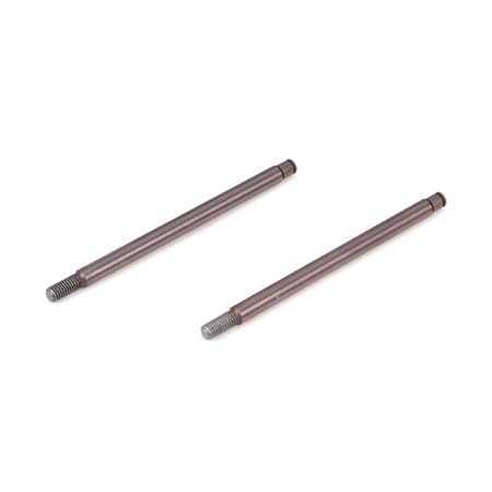 Team Losi Racing 3.5 x 57.5mm TiCN Shock Shafts (2) TLR233004