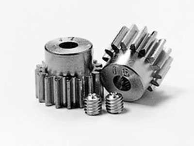 Tamiya 16T & 17T Pinion Gear Set 50354