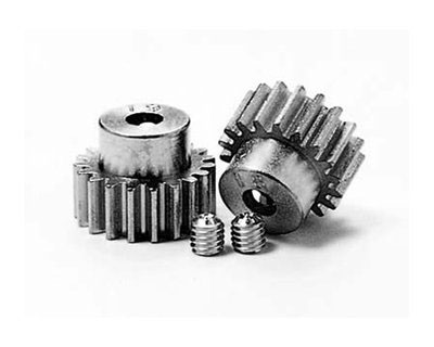 Tamiya 18T & 19T Pinion Gear Set 50355