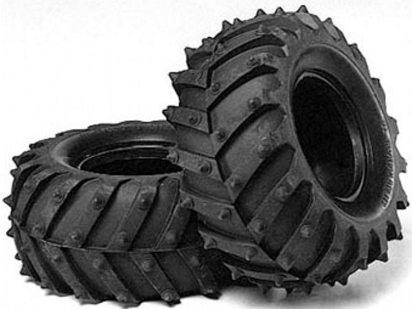 Tamiya Monster Pin Spike Tyre 50374