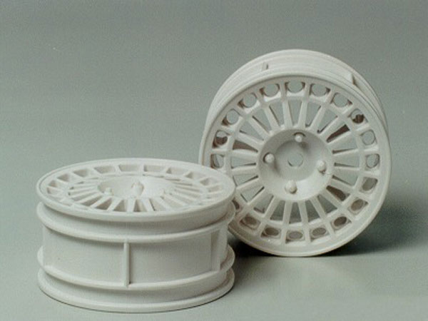 Tamiya Lancia Delta Integrale Wheels 2pc 0445250