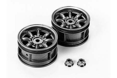 Tamiya Mini Cooper Wheel Set (2) 50569