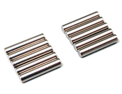 Tamiya 2 x 10mm Shaft 50594