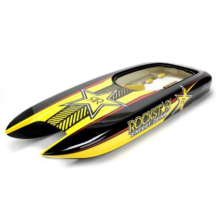 ProBoat Rockstar 48 Hull and Decals PRB291000