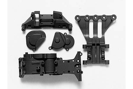Tamiya TA03 A Parts (Gear Case) 50698