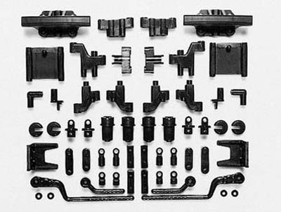 Tamiya M03 C parts - Suspension Arm Set 50793