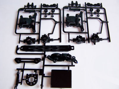 Tamiya TT-01 A Parts (Upright) 51002