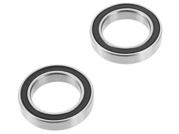 Traxxas Ball Bearing (Black Rubber Sealed) 17x26x5mm (2) 5107A