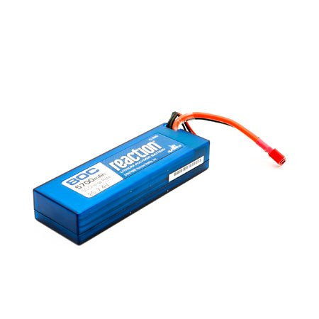 Dynamite Hardcase 2S 7.4volt 5700mAh 80C LiPo Battery with Deans Connector DYNP4008D