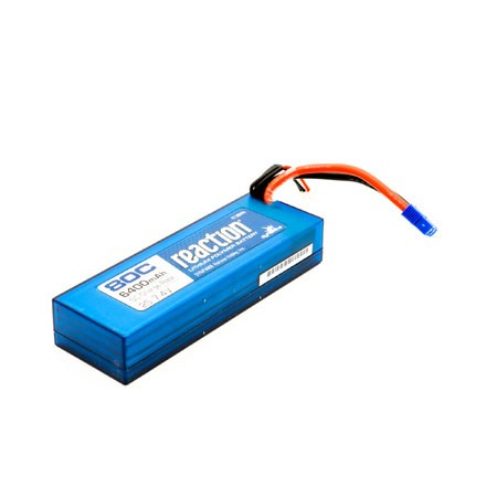 Dynamite Hardcase 2S 7.4volt 7200mAh 80C LiPo Battery with EC3 Connector DYNP4009EC