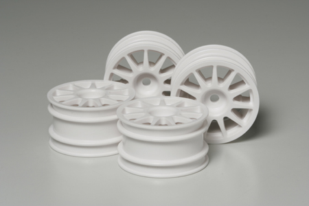 Tamiya Swift Super 1600 Wheels X 4 51237