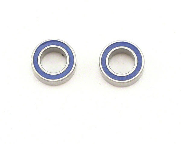 Traxxas Bearing Rubber Shield Blue 4x7x2.5mm (2) 5124