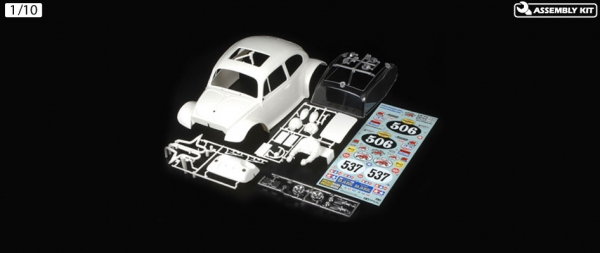 Tamiya Body Parts Set - Sand Scorcher 51406
