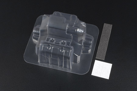 Tamiya M-05Ra Skid Plate & Side Guards 51426