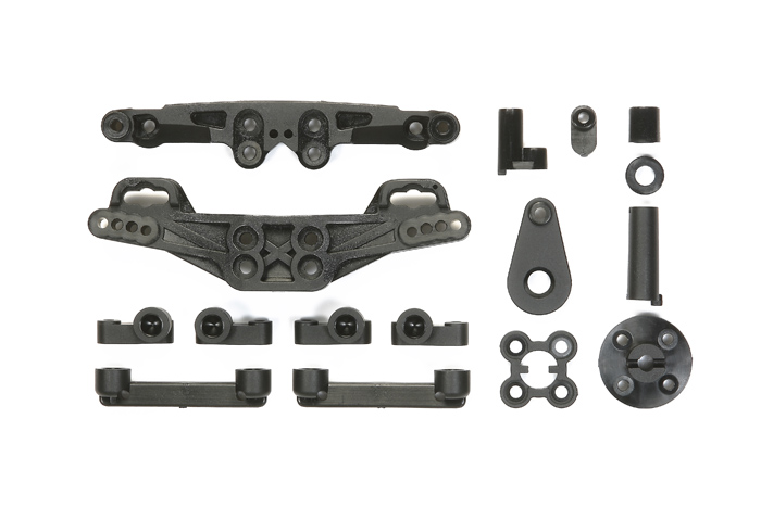 Tamiya Xv-01 J Parts (Damper Stay) (Xv-01) 51507