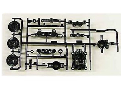 Tamiya TT-02 A Parts (Uprights) 51527