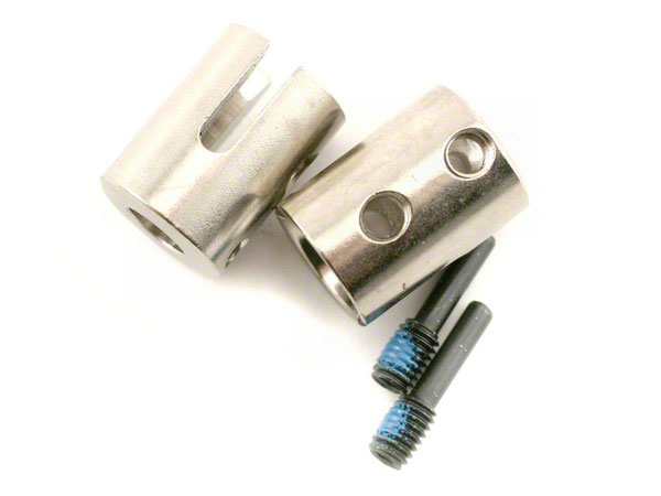 Traxxas Steel CVD Innner Drive Cup and Screw Pin (2) 5153