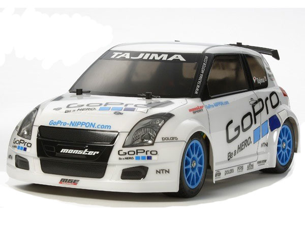 Tamiya Monster Go Pro Super Swift Body 51545