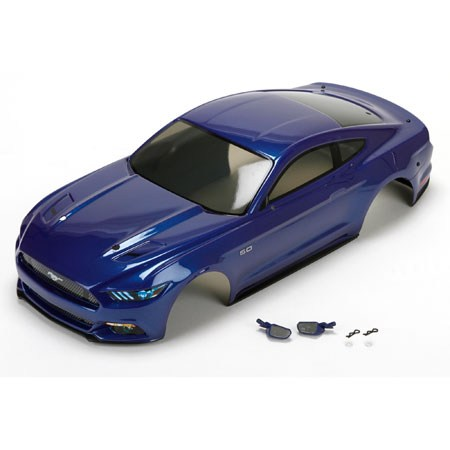 Vaterra 2015 Ford Mustang Painted Body Set VTR230038