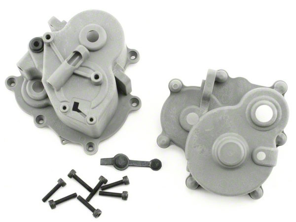 Traxxas Gearbox Halves Front & Rear - T-Maxx 5181