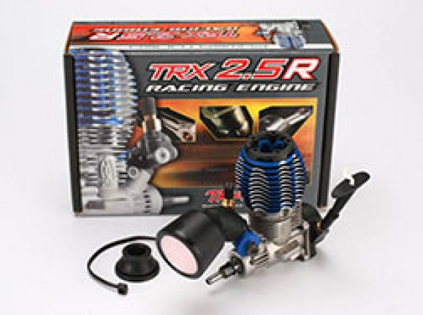 Image Of Traxxas TRX 2.5R Pullstart Engine