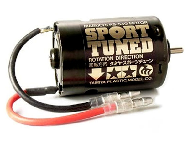 Image Of Tamiya RS-540 Sport Tuned Motor