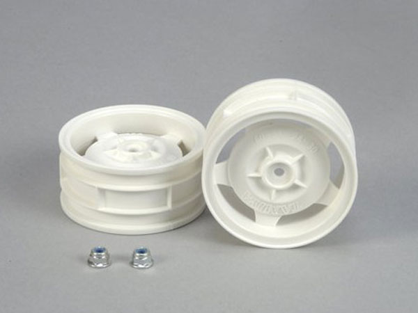 Tamiya 4WD F. Star-Dish Wheels 53089