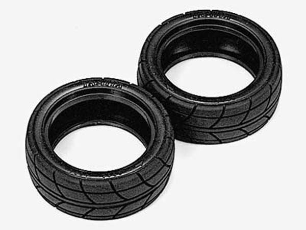 Tamiya Super Grip Radial Tyre Set 53214